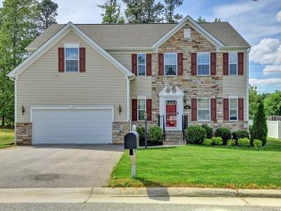 Hopewell Single Family Home For Sale: 1905 Camerons Landing Lane