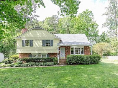 Henrico County Single Family Home For Sale: 7708 Biscayne Court