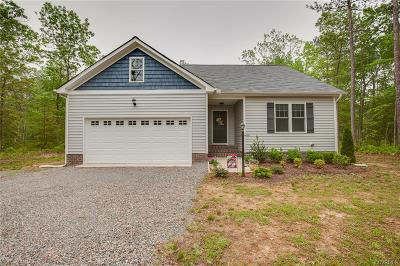 Henrico Single Family Home For Sale: 5248 Cynthia Court