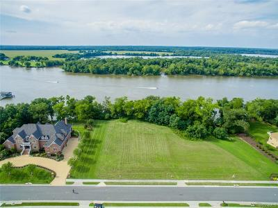 Chesterfield Land For Sale: 1918 Channel View Terrace