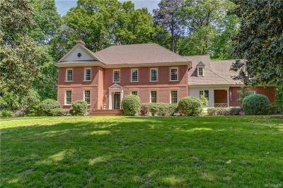 Chesterfield County Single Family Home For Sale: 11320 Buckhead Terrace