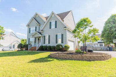 Mechanicsville Single Family Home For Sale: 7731 Willow Dance Road