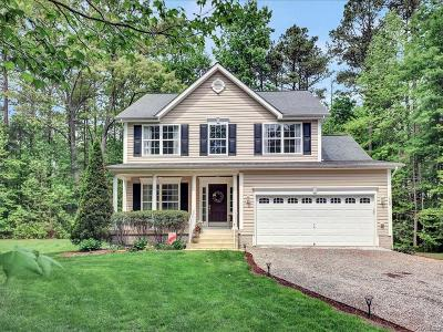 Ruther Glen Single Family Home For Sale: 120 American Drive