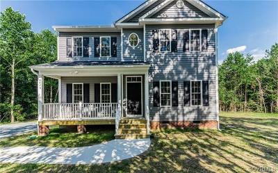 New Kent Single Family Home For Sale: 9140 Rock Cedar Road