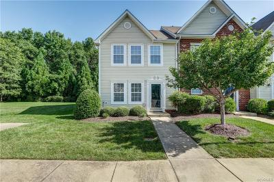 Henrico Condo/Townhouse For Sale: 444 Westover Pines Drive