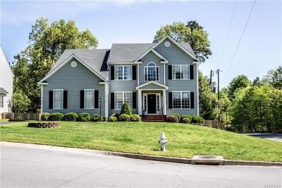 Glen Allen Single Family Home For Sale: 5858 Shady Hills Way