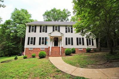 Mechanicsville Single Family Home For Sale: 10055 Studley Farms Drive