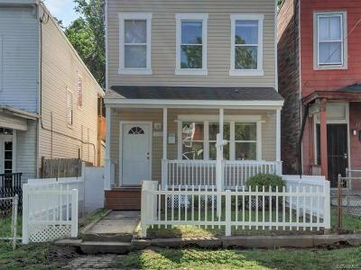 Richmond Single Family Home For Sale: 1109 N 20th Street