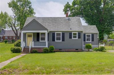 Henrico Single Family Home For Sale: 807 Savannah Avenue
