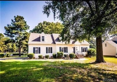 Colonial Heights Single Family Home For Sale: 628 Pinehurst Avenue