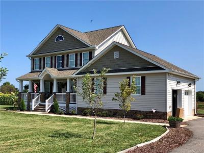 Hanover County Single Family Home For Sale: 12386 Elm Ridge Lane