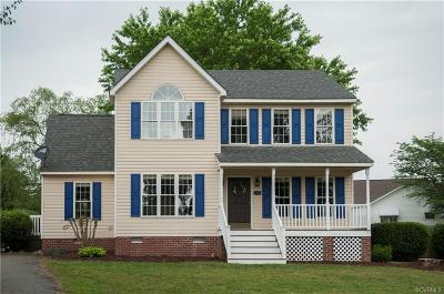 Chester VA Single Family Home For Sale: $238,950
