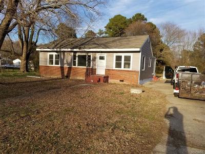 Single Family Home For Sale: 3719 Westwood Drive