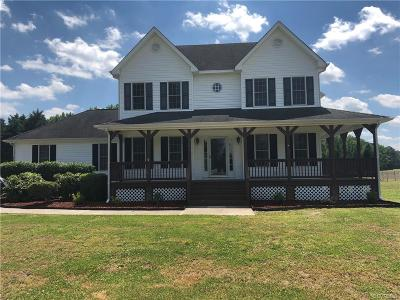 Prince George Single Family Home For Sale: 5401 Ruffin Road