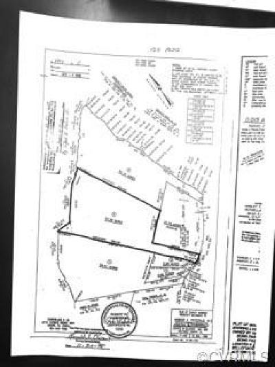 Crewe Land For Sale: 0000 Piney Green Road