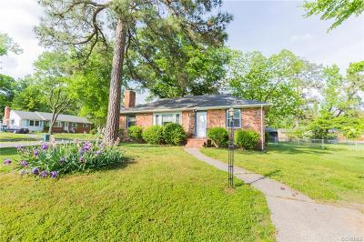 Henrico Single Family Home For Sale: 8224 Adrian Drive
