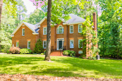 Hanover County Single Family Home For Sale: 9128 Sandy Creek Lane