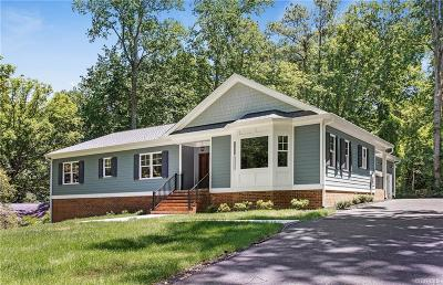 Richmond Single Family Home For Sale: 3703 Custis Road