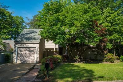 Chester, Chesterfield Single Family Home For Sale: 3216 Shallowford Landing Terrace
