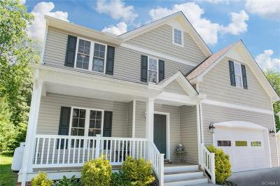 Chesterfield Single Family Home For Sale: 5301 Old Glory Road