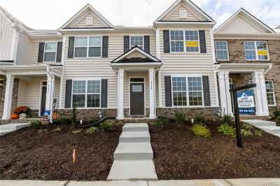 Chesterfield Condo/Townhouse For Sale: 6138 Bowline Lane