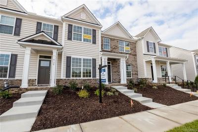 Chesterfield Condo/Townhouse For Sale: 6142 Bowline Lane