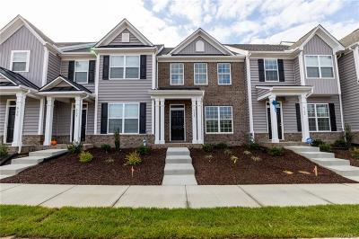Chesterfield Condo/Townhouse For Sale: 6158 Bowline Lane