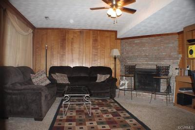 North Chesterfield Single Family Home For Sale: 3867 Homeward Road