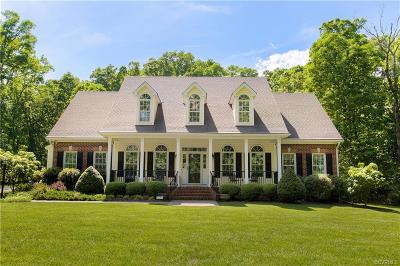 Powhatan County Single Family Home For Sale: 3171 French Hill Drive