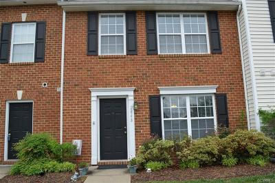 Chester Condo/Townhouse For Sale: 2848 Goyne Loop