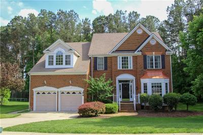Henrico County Single Family Home For Sale: 11713 Shadow Run Lane