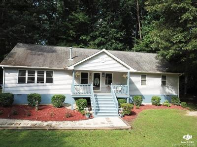 Heathsville Single Family Home For Sale: 27 Goldeneye Way