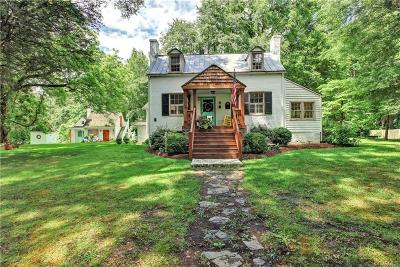 Midlothian Single Family Home For Sale: 12200 Old Buckingham Road