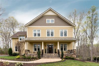 Henrico County Single Family Home For Sale: 11820 Mill Cross Terrace
