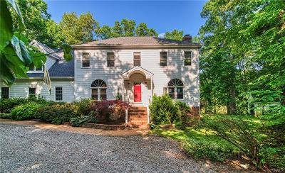 Powhatan County Single Family Home For Sale: 3598 Timberview Rd