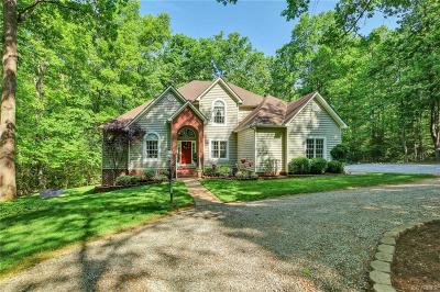 Powhatan County Single Family Home For Sale: 2620 Ashtonwood Road