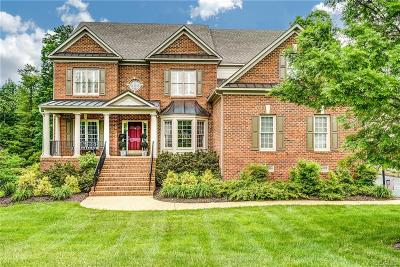 Henrico County Single Family Home For Sale: 11704 Country Lake Drive