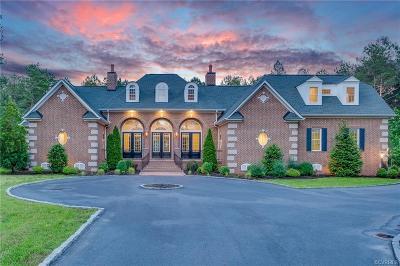 Mechanicsville Single Family Home For Sale: 10324 Scots Landing Road