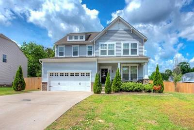 Henrico Single Family Home For Sale: 10514 Servo Drive
