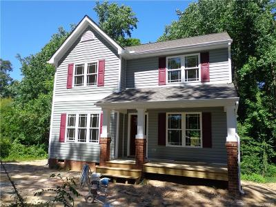 Chesterfield Single Family Home For Sale: 10201 Brightwood Avenue