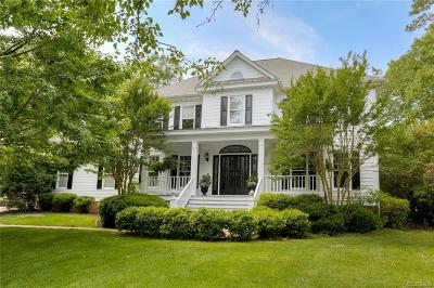 Henrico Single Family Home For Sale: 3719 Favero Road