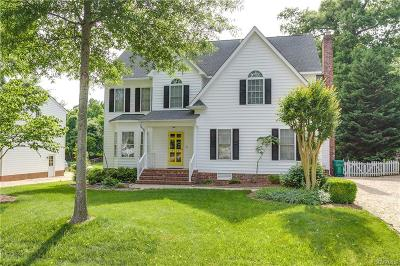 Hanover County Single Family Home For Sale: 8420 Summer Walk Parkway