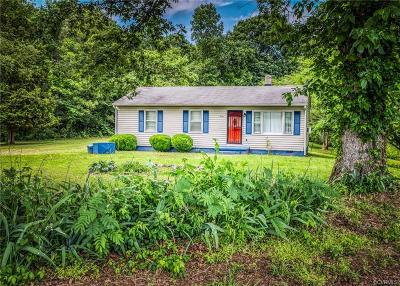 Powhatan Single Family Home For Sale: 1414 Dorset Road