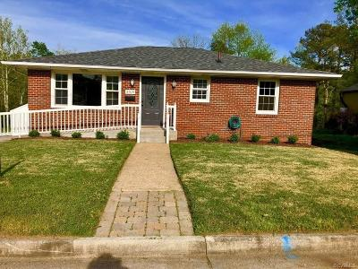 Colonial Heights Single Family Home For Sale: 3519 East Avenue