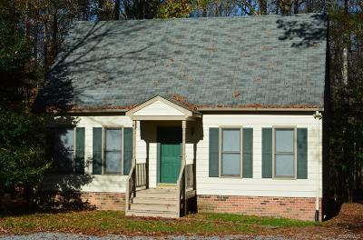 Chesterfield County Rental For Rent: 2500 Brookforest Court