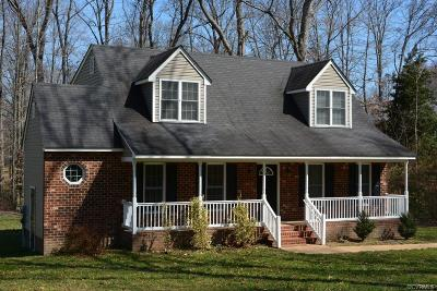 Chesterfield County Rental For Rent: 2601 Perdido Drive