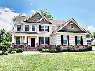 Midlothian Single Family Home For Sale: 1403 Miners Trail Court