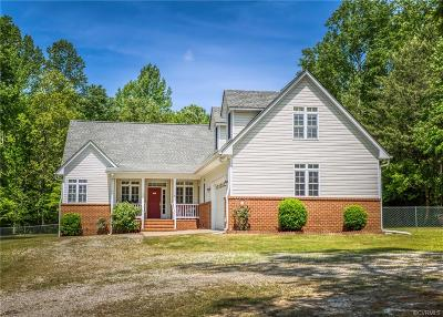 Powhatan County Single Family Home For Sale: 2097 Old Tavern Road