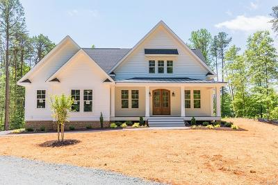Hanover County Single Family Home For Sale: 16205 Iron Hill Drive