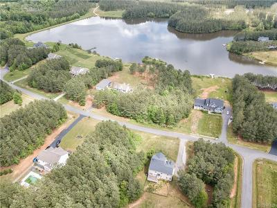 Powhatan County Single Family Home For Sale: 3849 Mill Mount Drive